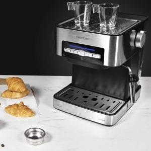 MAQUINA DE CAFE CECOTEC POWER ESPRESSO 20 MATIC OPINIONES