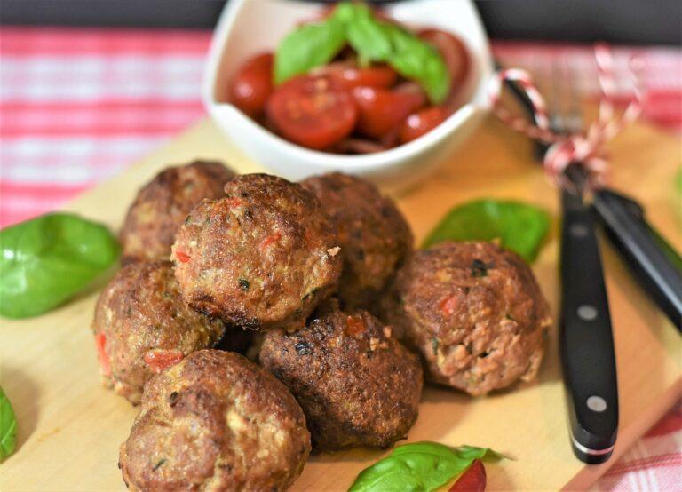receta albondigas con carne moulinex