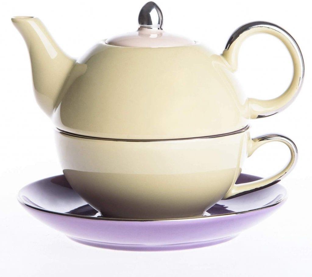 Artvigor juego de teteras de té