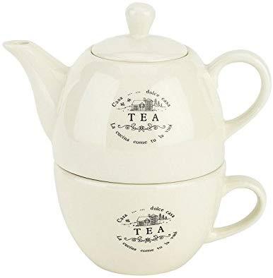 tetera con taza regalos originales té