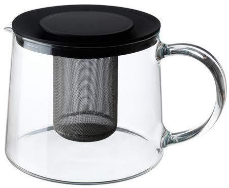 tetera de cristal Ikea Riklig tetera de cristal 1,5L