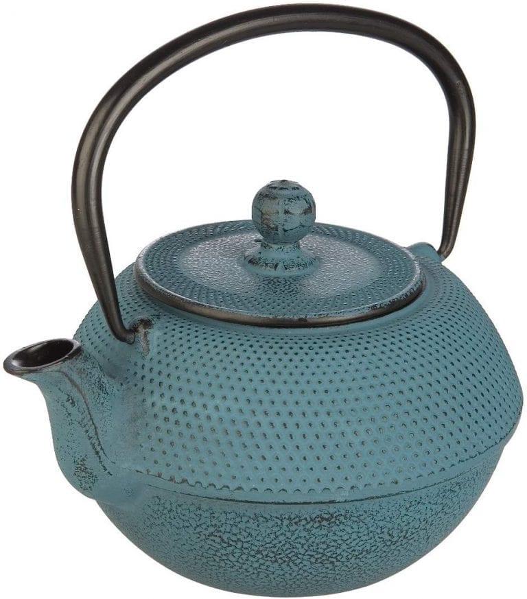 tetera de hierro fundido azul ibilia 620212 1.20lt