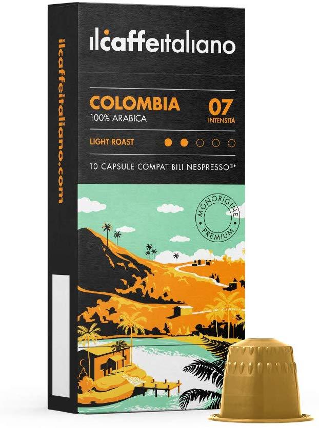 CAPSULAS COMPATIBLES CON NESPRESSO CAFFÉ ITALIANO MEZCLA COLOMBIANA