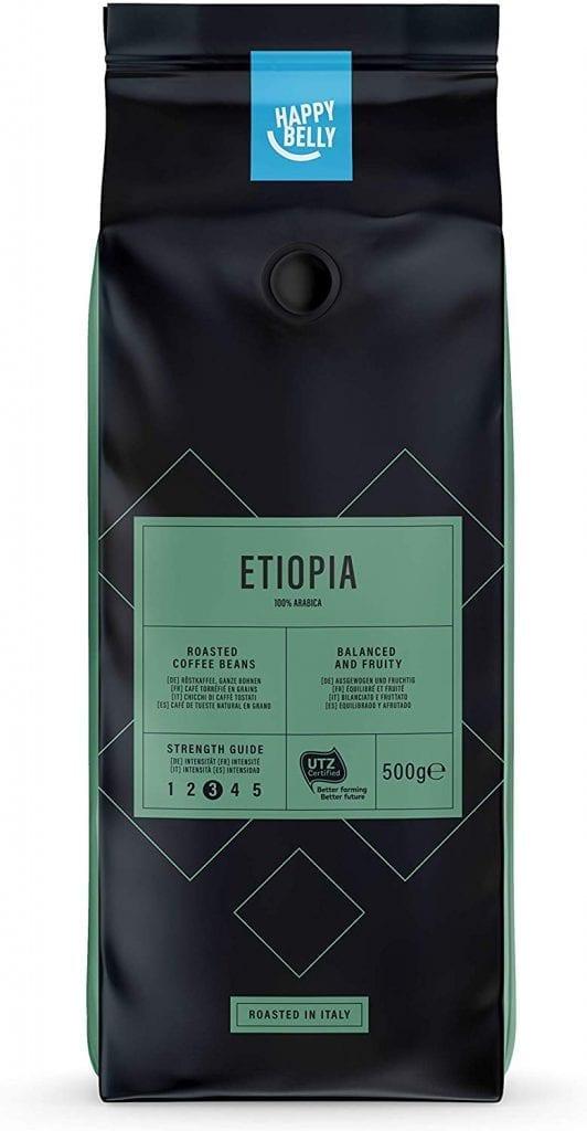 Cafe de Ethiopia Tipo de café