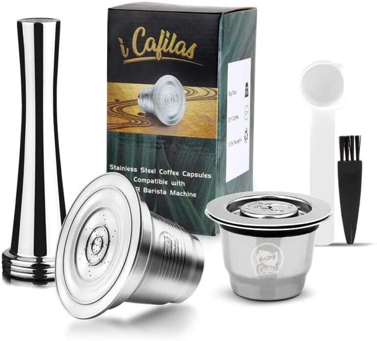 mejor capsula reutilizable L'OR barista
