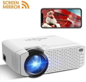 MINI PROYECTOR PORTATIL SOPORTE FULL HD