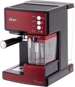 cafetera automática para cappuccino