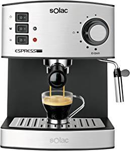 comprar maquina de acfe espresso buena calidad
