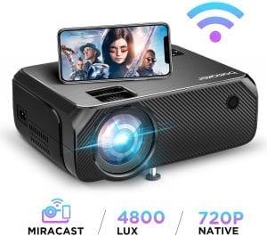 proyectores con bluetooth y wifi