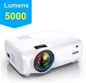wimius 5000 proyectores comparativa 2020