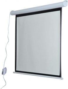 pantalla de proyección barata