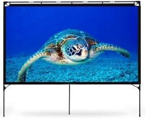 pantallas de proyectores jugar de alto rendimiento