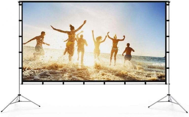 las mejores pantallas para proyectores