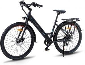 bicicleta eléctrica de paseo opiniones