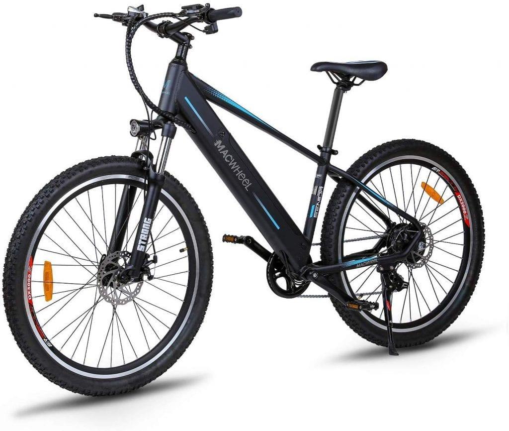 mejor bicicleta eléctrica de montaña 2020 calidad precio