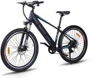 macwheel wrangler-600 27.5 e bike de montaña
