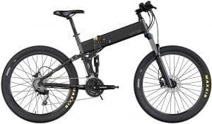 Bicicleta eléctrica plegable de montaña opiniones