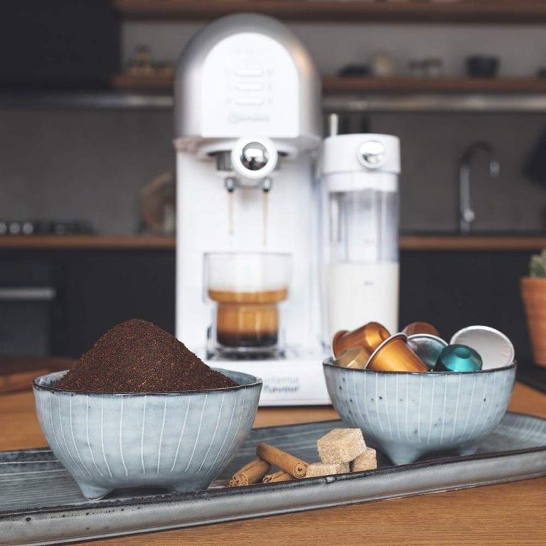 mantenimiento cafetera capsulas cecotec