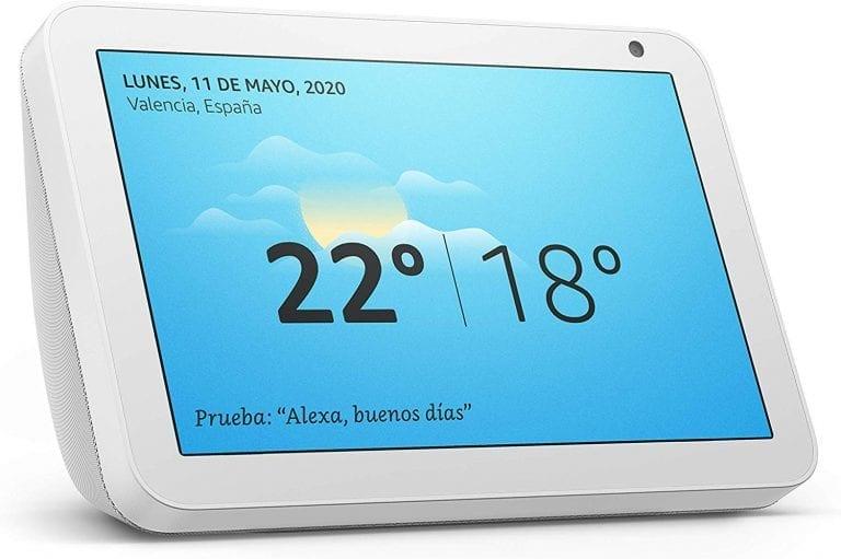 COMPRAR AMAZON ECHO SHOW 8 OPINIONES 2020