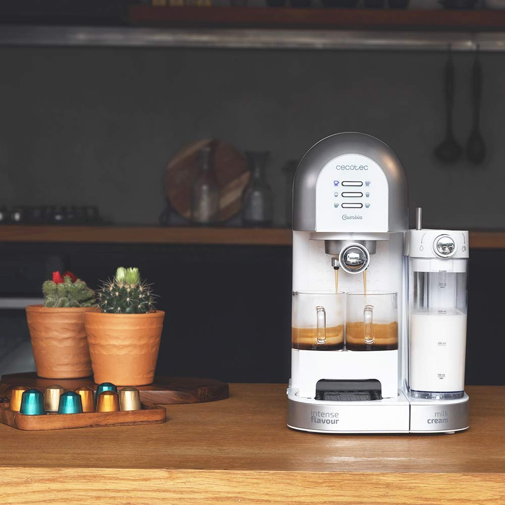 Cafetera semiautomática | Power Instant ccino chic 20