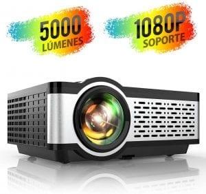 comparativa de proyectores baratos