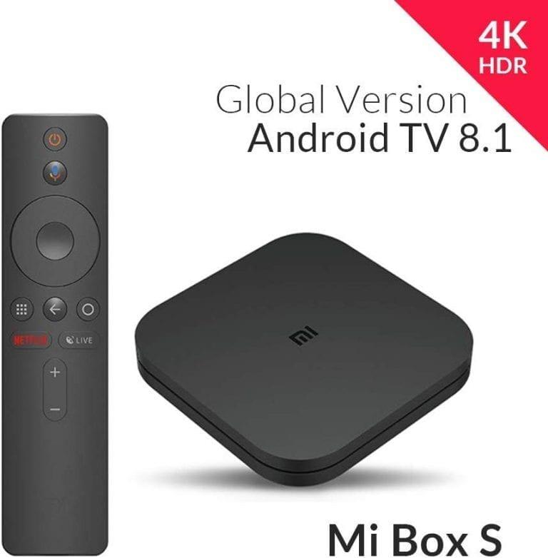 Smart TV Externo xiaomi mi box s 4k ultra hd opiniones