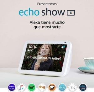 amazon echo show 8 opiniones de uso