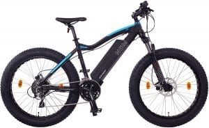 bicicleta de montaña electrica emtb fat bike