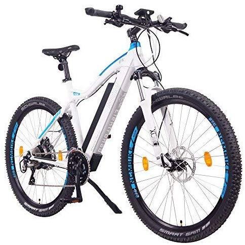 NCM bicicleta electrica de montaña calidad precio