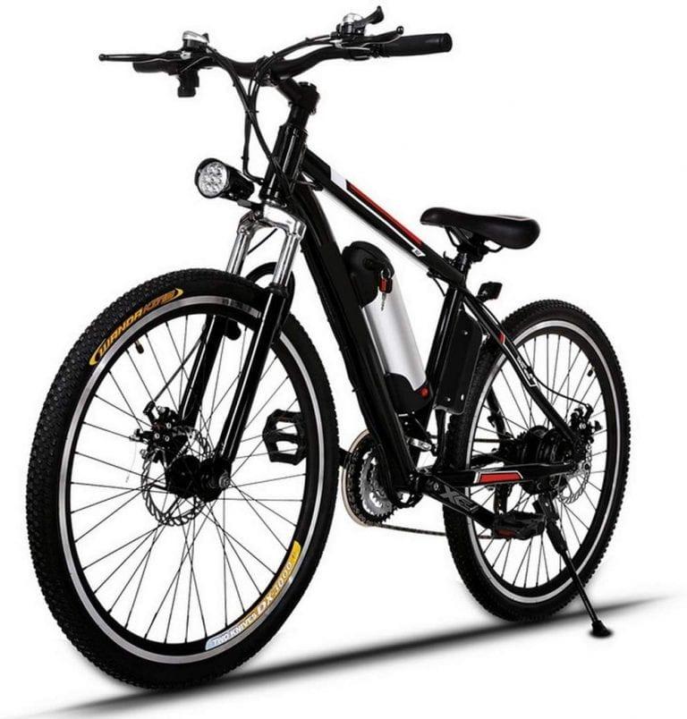 comprar bicicleta electrica de montaña barata