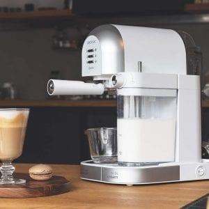 opiniones cafetera semiautomática power instant- cinno 20 chic serie bianca