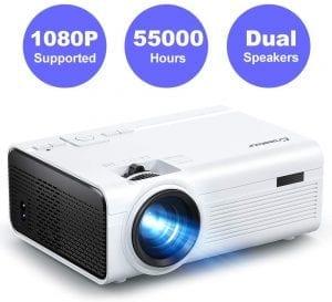 mini proyector barato crosstour p600 opiniones