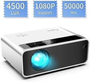 proyector barato por menos de 100 euros