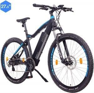 bicicleta eléctrica de mayor autonomía