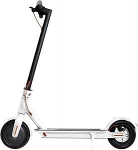 scooter ELÉCTRICO XIAOMI BLANCO