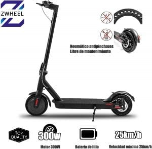 patinete barato eléctrico 2020