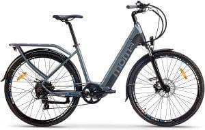 bicicleta eléctrica gran autonomia
