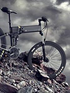 bicicleta eléctrica plegable legend etna opiniones
