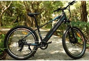 """bicicletas eléctricas macwheel 27,5"""" / 28"""" opiniones 2020"""