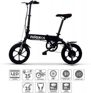bicicletas eléctricas plegables precio 2020