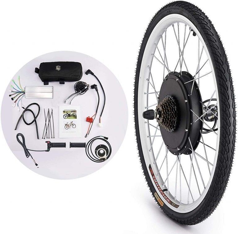 kit bici eléctrica barato