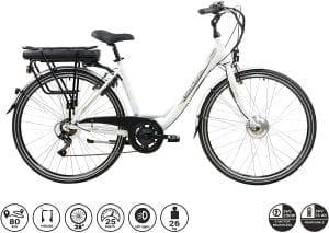 la mejor bicicleta electrica calidad precio
