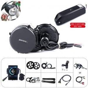 motor eléctrico para bicicleta opiniones