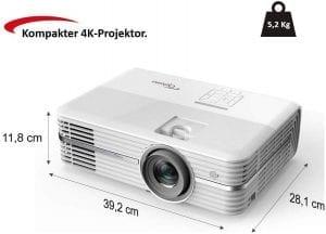 mejor proyector 4k barato