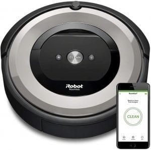 robot irobot roomba aspiración del hogar