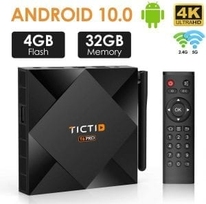 TV BOX ANDROID 10.0 OPINIONES