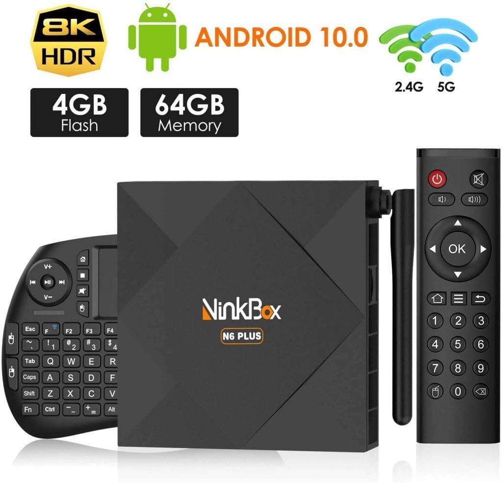 android tv box ninkbox al mejor precio
