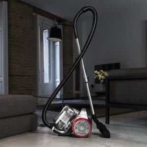 aspiradora trineo sin bolsa ultra silenciosa cecotec opiniones