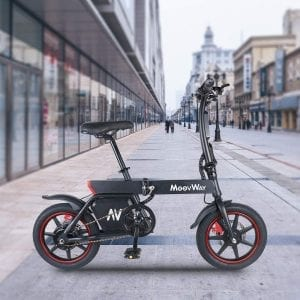 bicicleta electrica plegable windgoo b20 opiniones