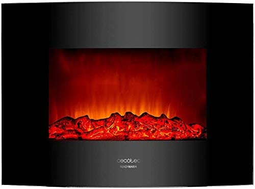 chimenea eléctrica cecotec ready warm 3500 curved flames opiniones